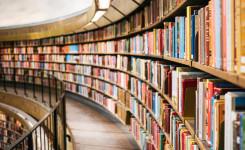 bibliotheekwand