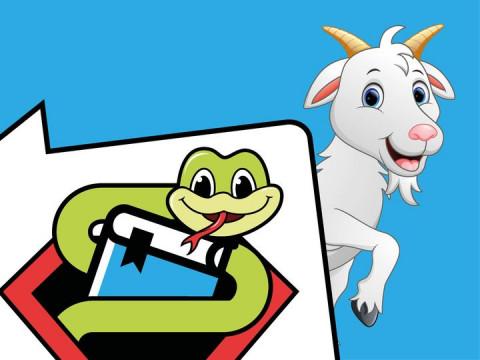 Logo Stoefslang & Gijs